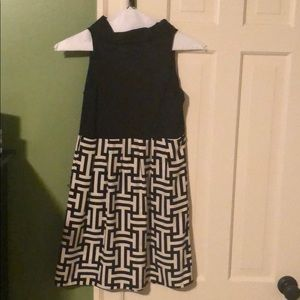 Alice and trixie mock neck dress